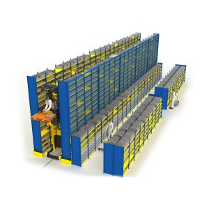 1 & 2 Heavy and Light Duty Shelving