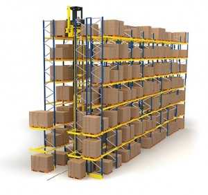 1 Selective Pallet Racking
