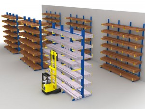 4 Cantilever-Racking