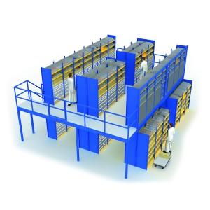 5 Frame Based Mezzanine