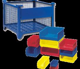 Storage Bins & Accessories