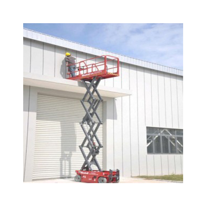 Self Propelled Rough Terrain Scissor Lift