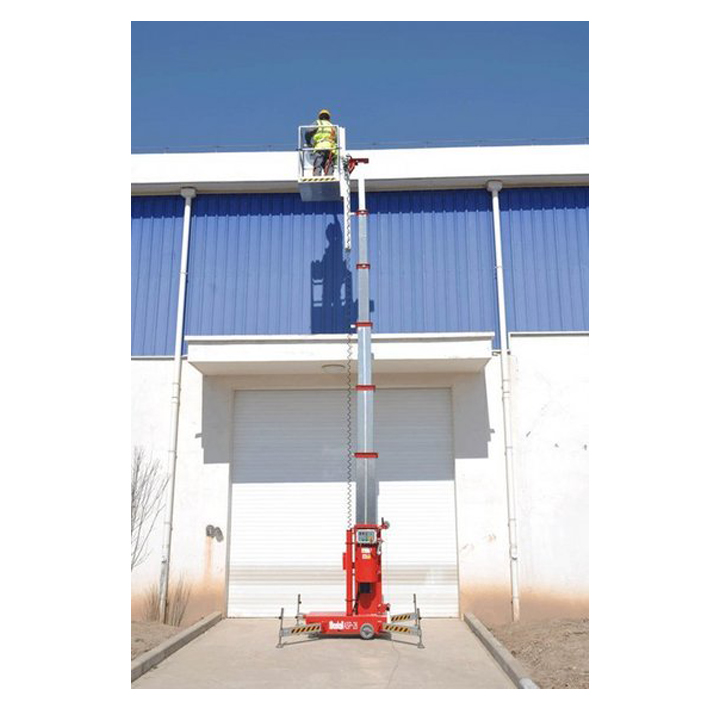Sleeve Type Aerial work platform