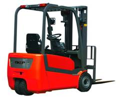 J series Electric 3 - wheel forklift