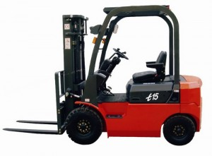 T series forklift 1.5-1.8T