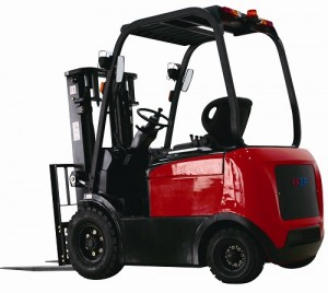 V series 4 wheels Electric Forklift 1.5-3.5T