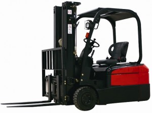 V series three wheels Electric Forklift